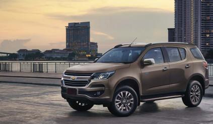 Chevrolet Colorado và Trailblazer dẫn đầu phân khúc bán tải và 7 chỗ
