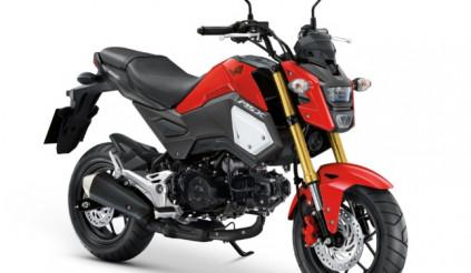 Xe côn tay Honda MSX 125cc phiên bản mới cập bến thị trường Việt