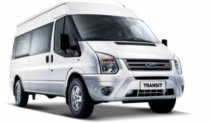 Triệu hồi hơn 500 xe Ford Transit tại Việt Nam vì lỗi gây tiếng ồn