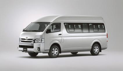 Toyota Hiace 2018 phiên bản cải tiến đã sẵn sàng đến tay người dùng Việt Nam