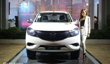 Mazda BT50 2018 chính thức ra mắt, thêm trang bị, giảm giá 25 triệu đồng