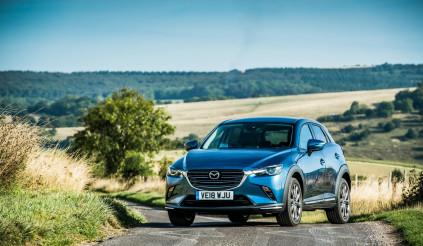 Mazda CX-3 2019 phiên bản facelift trang bị động cơ mới