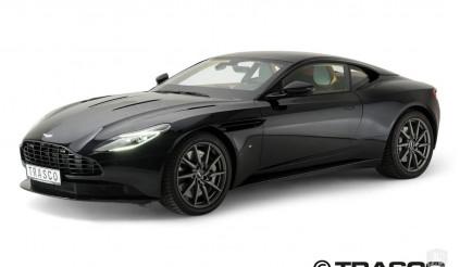 Aston Martin DB 11 bọc giáp, có khả năng chống đạn