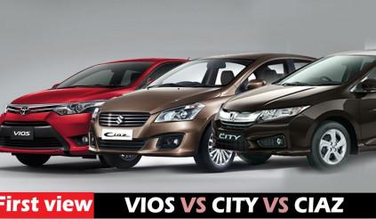 Lựa chọn ô tô nào ở phân khúc hạng B tại Việt Nam?