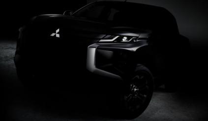 Mitsubishi Triton – phiên bản facelift mang ngôn ngữ thiết kế giống Xpander