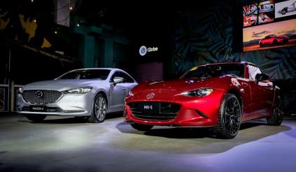 Hé lộ thông số kỹ thuật Mazda 6 và MX-5 2019 trước khi trình làng