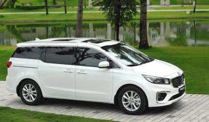 Kia Sedona giá từ 1,13 tỷ đồng chính thức phân phối tại Việt Nam
