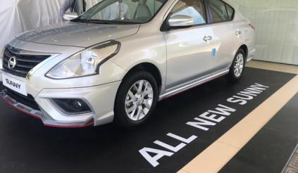 Lộ diện Nissan Sunny 2018 trước ngày ra mắt VMS