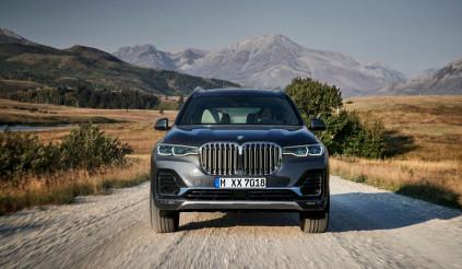 Siêu SUV BMW X7 trình làng – To lớn như Cadillac Escalade, sang trọng như một chiếc Rolls-Royce