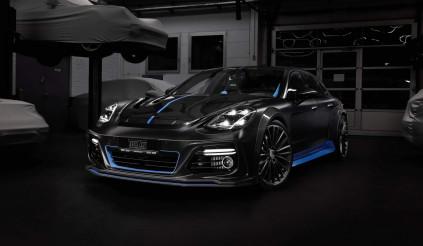 Khám phá TechArt GrandGT Selective – Một chiếc Porsche Panamera Turbo Sport Turismo đẳng cấp hơn