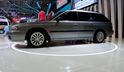 Khám phá 'xế cổ' – Subaru Legacy Wagon thế hệ 1997 tại triển lãm VMS 2018