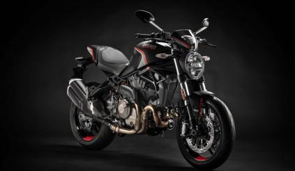"""Ducati Monster 821 Stealth """"lột xác"""" với màu đen mê hoặc"""