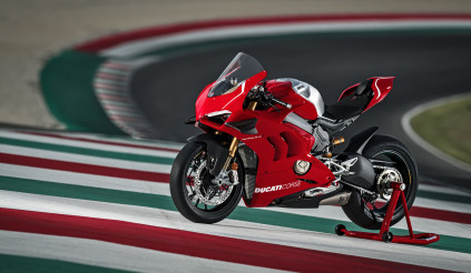 """Ducati Panigale V4 R, """"kình địch"""" số 1 của Kawasaki Ninja H2 2019"""
