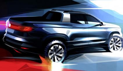 Volkswagen sẽ ra mắt mẫu bán tải mới - Wolfsburg
