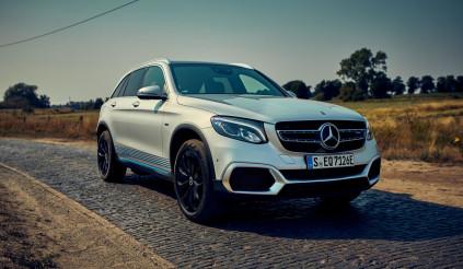 Khám phá Mercedes-Benz GLC F-Cell – Chiếc PHEV đầu tiên trên thế giới có thể chạy bằng hydro