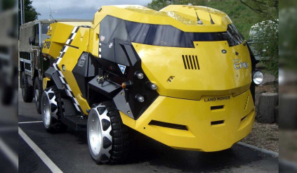 Những chiếc Land Rover đặc biệt nhất từng được chế tạo
