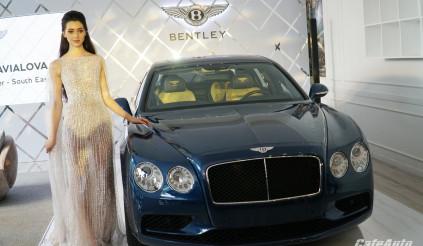 Soi chi tiết Bentley Flying Spur V8 S có giá gần 17 tỷ đồng tại Việt Nam
