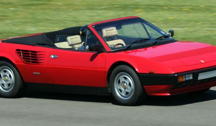 Đây có lẽ là nơi duy nhất để mua những chiếc Ferrari với giá rẻ bất ngờ
