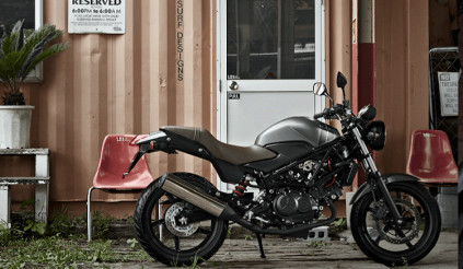 Tia sáng cuối cùng của naked bike Honda VTR, giá từ 126 triệu đồng