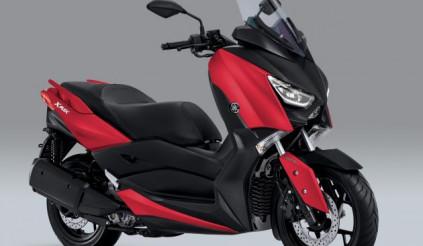 Yamaha bổ sung màu mới cho X-Max 250 2019, giá bán từ 118 triệu đồng