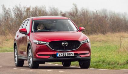 Mazda CX-5 mới ra mắt thị trường Anh - Vẫn không thấy tăm hơi 'SkyActiv-X'