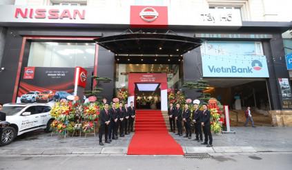 Đầu năm, Nissan Việt Nam khai trương Đại lý 1S Nissan Tây Hồ tại Hà Nội