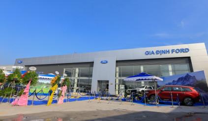 Ford Việt Nam khai trương đại lý thứ 40 tại Việt Nam