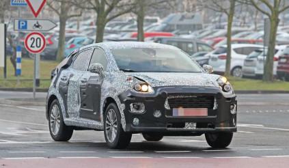 Hé lộ hình ảnh mẫu xe thay thế Ford EcoSport