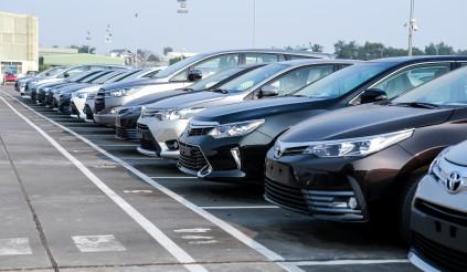 Năm 2018, Toyota đóng gần 700 triệu USD  tiền thuế vào ngân sách nhà nước