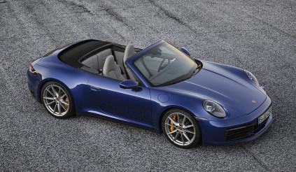 Porsche 911 Cabriolet 2020 trình làng – Đẳng cấp siêu xe