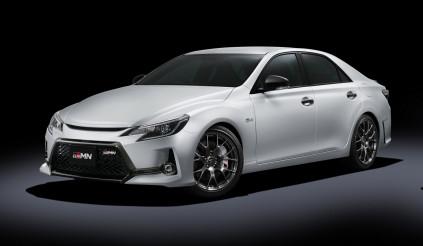 Toyota Mark X GRMN – Chiếc Camry thể thao dẫn động cầu sau