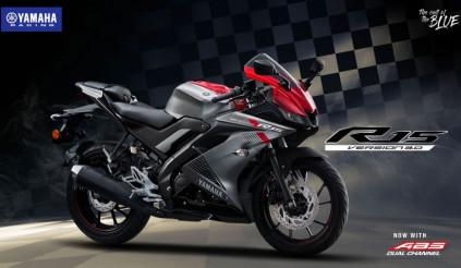 Yamaha bổ sung ABS mới cho YZF-R15 2019, giá bán từ 45 triệu đồng