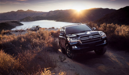 Toyota Land Cruiser Heritage Edition 2020 – Vinh danh một huyền thoại