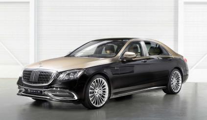 """Ngạc nhiên với Mercedes-Benz S-Class mang đậm phong cách """"độc bản"""""""