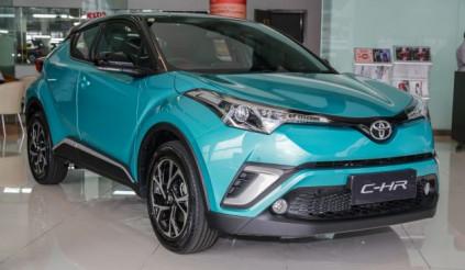 Đối thủ Hyundai Kona, Toyota C-HR 2019 có giá hơn 2 tỷ đồng tại Việt Nam có gì?