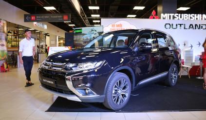 Bảng giá xe Mitsubishi tháng 3/2019: Outlander giảm giá cả ba phiên bản