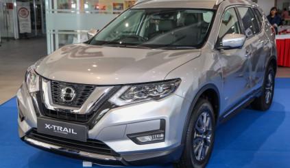 Nissan X-Trail facelift ra mắt Malaysia, giá từ 795 triệu đồng