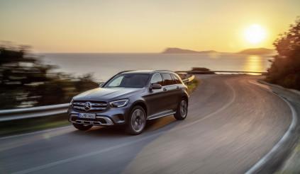 Mercedes-Benz sắp ra mắt GLC Coupe 2020