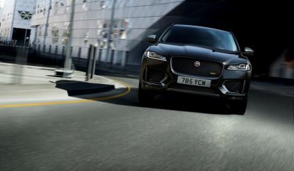 Xem trước hai phiên bản đặc biệt mới ra lò của Jaguar F-Pace