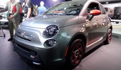 Fiat 500 2020 sẽ là sẽ hybrid đầu tiên trong phân khúc hạng A