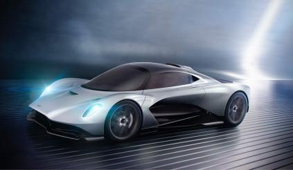 Hé lộ thông tin về siêu phẩm Aston Martin AM-RB 003