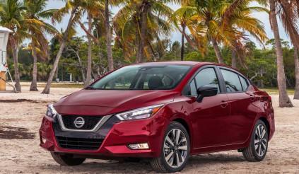 Nissan Versa 2020 (Sunny): An toàn và đỡ \'quê\' hơn