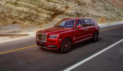 Rolls-Royce Cullinan là 'SUV siêu sang tốt nhất'