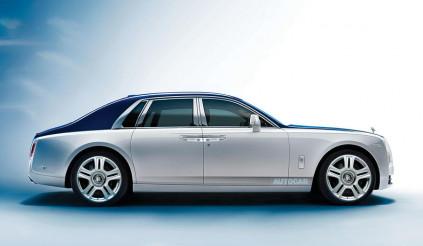 Siêu phẩm mới Rolls-Royce Ghost sẽ cạnh tranh với Bentley vào năm 2020