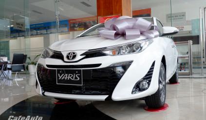 Giá 650 triệu đồng, Toyota Yaris có thuyết phục người dùng?