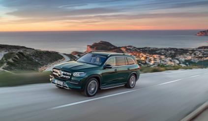 Mercedes-Benz GLS 2020 – Sự trở lại của nhà vua