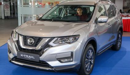 Nissan nâng cấp X-Trail 2019, giá bán từ 753 triệu đồng