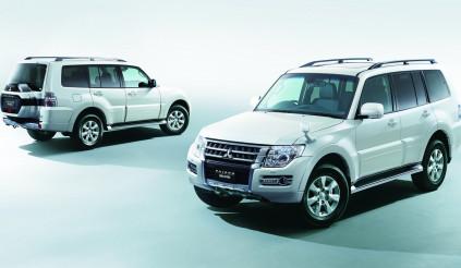 Mitsubishi Pajero chào từ biệt khách hàng Nhật Bản bằng phiên bản Final Edition