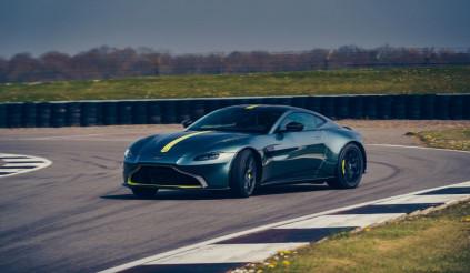 Aston Martin Vantage AMR: phiên bản limited có gì đặc biệt?