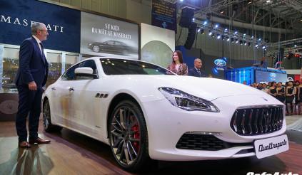 Một chiếc Maserati còn lại bao nhiêu phần trăm là thuần chất Ý?